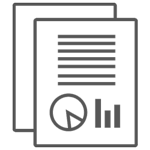 Budgets and Reports Icon
