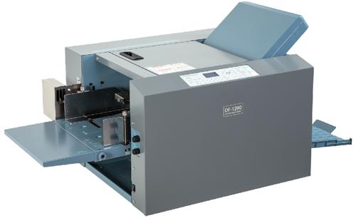 DF 1200 Letter Folding Machine
