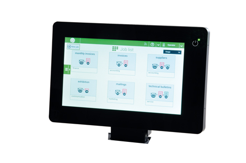 FPi 6700 Touchscreen